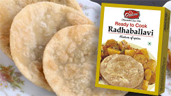 Recipe for Radhaballavi