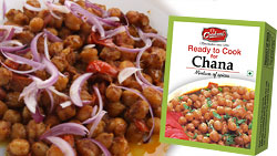 Recipe for Chana Masala