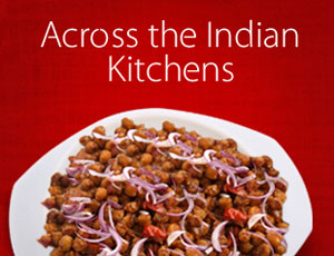 Across the Indian Kitchens