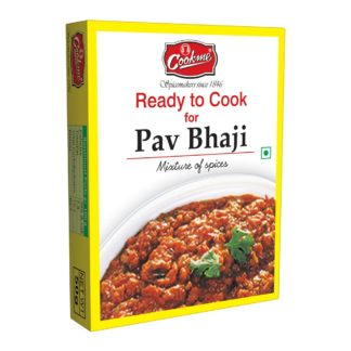 pav bhaji ready to cook masala powder
